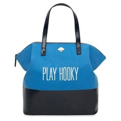 Kate Spade ''play hooky'' bag by lori.smith.5030927