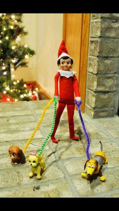 Elf got a job