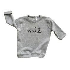 Grey MILK Sweathsirt