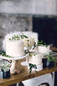 Ruffled - photo by http://www.danfredo.com/ - http://ruffledblog.com/nordic-industrial-wedding-inspiration | Ruffled