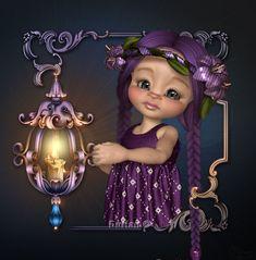 Square Card, Girl Cartoon, Cute Wallpapers, Puzzles, Beautiful Flowers, Fantasy Art, Faces, Van, Dolls