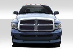 2002-2005 Dodge Ram Duraflex BT-1 Front Bumper Cover - 1 Piece