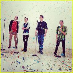 Big Time Rush: New Music Video Shoot!
