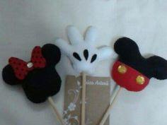 Mickey, Minie e a mãozinha