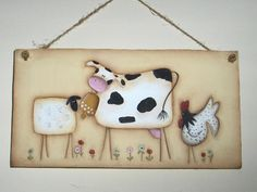 Free Country Tole Painting Patterns | Targhetta farm | Flickr - Photo Sharing!