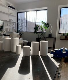 Empty Spaces, Light And Shadow, Studio, Architecture, Table, Furniture, Home Decor, Arquitetura, Homemade Home Decor