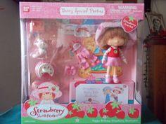 2002-Strawberry-Shortcake-Berry-Special-Parties-Happy-Birthday-New