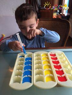 La cuca: Força a les mans: fem colors! / Fuerza en las manos: creamos colores!