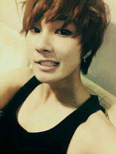 Jeongmin 정민 of Boyfriend 보이프렌드