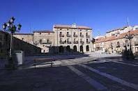 Plaza Mayor Reinosa