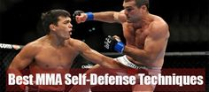 Best MMA Self-Defense Techniques ( the only problem is what do you do when you have them locked up, hold them until someone comes to help. What if there is more than one?  While you lock one the second and third comes and kills you.)