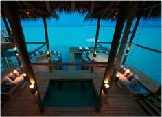 Six Sense Resort - Maldives