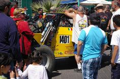 2009 Score Baja 250 in San Felipe with the Snarlin Cholla's Race car!