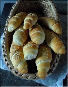 Limara péksége: Uzsonna kifli Ciabatta, Croissant, Bakery, Lime, Cooking, Breads, Food, Bread Rolls, Lima