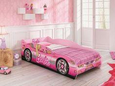 Mini-Cama Infantil - Pura Magia Barbie