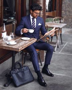 Men's Business Outfits, Business Fashion, Business Suits Men, Business Style, Business Formal, Business Meeting, Mens Fashion Suits, Mens Suits, Suit Men