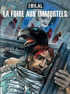La Trilogie Nikopol, tome 1 : La Foire aux Immortels par Enki Bilal