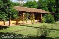 Casa colonial de Teno - Mi ciudad Curicó-Chile - enfemenino.com
