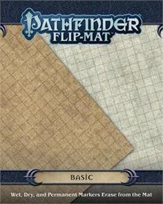 Book Pathfinder Flip-Mat: Basic by Paizo Staff