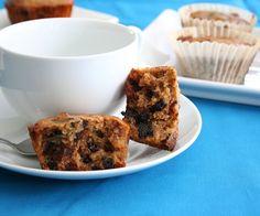 Chocolate Pecan Pie Muffins (S)