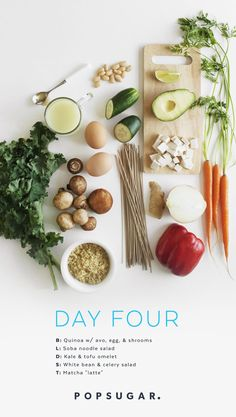 2-Week Clean-Eating Plan: Day 4   Recipes   POPSUGAR Fitness
