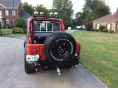 81 Jeep Scrambler