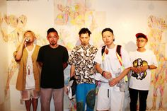 "TARZANKICK!!! solo exhibition ""森田文明展"" 2015.7/11 to 7/20 at excube GALLERY"