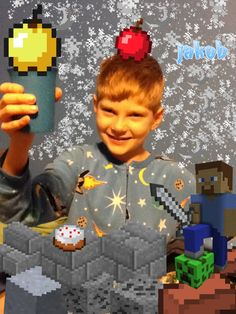 Autism Holiday Gifts - MINECRAFT!