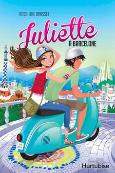 Buy Juliette à Barcelone by Rose-Line Brasset and Read this Book on Kobo's Free Apps. Discover Kobo's Vast Collection of Ebooks and Audiobooks Today - Over 4 Million Titles! Roman Jeunesse, Books To Read, My Books, Robert Williams, Juliette, Scooter Girl, Chapter Books, Vespa, Book Series