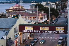 "Cannery Row - I love (as the locals call it) ""The Row"" Neat place to just walk around, grab some eats and hang out!"