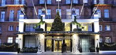 Claridges - Traditional London Hotel