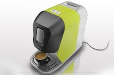 Concepts Design for all Markets & Trends of Pod / Capsule coffee machines...