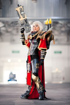 Canoness from Warhammer 40K (Dawn of war) by Astria