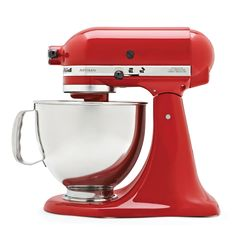 no cook should be without one --  kitchenaid mixer