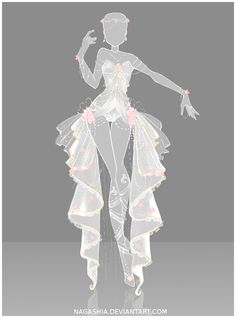 Fashion drawing clothes style character design ideas for 2019 Dress Drawing, Drawing Clothes, Outfit Drawings, Fashion Design Drawings, Fashion Sketches, Dress Sketches, Drawing Fashion, Anime Outfits, Poses References