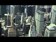 MetLife and Chrysler buildings - YouTube