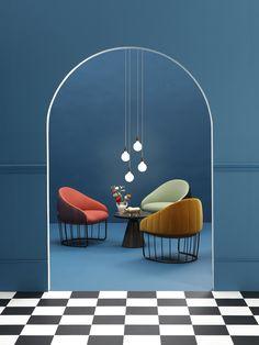 Tonella Lounge Chair - Note Design Studio                                                                                                                                                     More