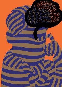 eline zeloot - typo/graphic posters
