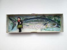 "mano k., art box nr 168, 16. june 2012, ""makrelenfischer"" - sold -"