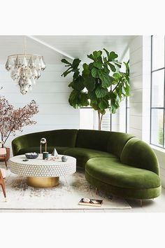 Design Living Room, Living Spaces, Canapé Design, House Design, Design Ideas, Design Inspiration, Design Hotel, Sofa Design, Interior Inspiration