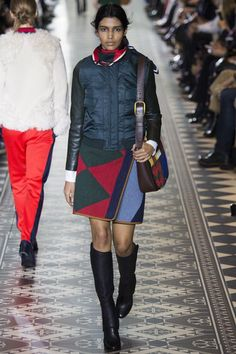 Tory Burch Fall 2016 Ready-to-Wear Fashion Show Collection