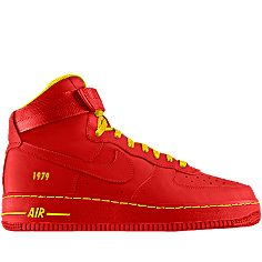 NIKEiD is custom making this Nike Air Force 1 High iD Men's Shoe for me. Can't wait to wear them! #MYNIKEiDS