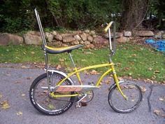 d1b69234bac Banana Seat Bike, Gremlins, Vintage Bicycles, Stingrays, Chopper, Lowrider,  1970s
