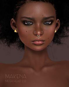 https://flic.kr/p/wtWHwk | Makena Mesh Head @Tres Chik | coming in september!