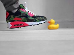 Kills me on a daily basis that I don't own these - Thomas Cornier Atmos x Nike Air Max 90 Duck Camo