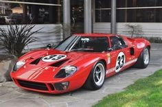 1966 Ford GT40 Coupe