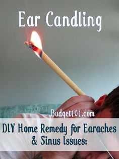 How to Ear Candle Properly