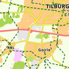 Tilburg (Noord-Brabant, Nederland) | Fietsroute 173596 | 22,20 km | Rondje Tilburg Zuid - Gorp - Nieuwkerk - Goirle van Esch | Fietsen in Tilburg en Goirle | http://www.route.nl/fietsroute/173596/rondje-tilburg-zuid-gorp-nieuwkerk-goirle-van-esch. Elke dag nieuwe routes!