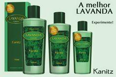 Kanitz: Sorteio Lavanda Classic - a melhor Lavanda!