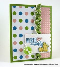 Stampin' Seasons: Worth the Wait..........PPA 103....